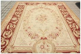 aubusson rugs for rug rust antique red w french medallion french aubusson rugs for aubusson rugs