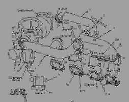 1391564 Lines Group Turbocharger Air Engine Generator