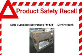 fisher royal trike recalled a domino bunk has been recalled amid entrapment fears