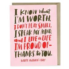 Mothers Day Cards Emily Mcdowell Studio