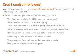 credit control letter gse bookbinder co credit control letter