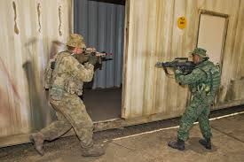 Light Infantry Tactics For Small Teams Instructing The Infantry Asian Military Review
