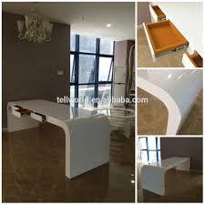 funky office desks. 2015 new design manmade stone modern office furniture desk latest table funky desks