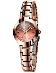 CIVO <b>Women</b> Watches <b>Ladies</b> Waterproof <b>Stainless</b> Steel Minimalist ...
