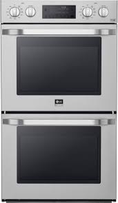 inspiring thermador double oven applied to your residence decor lg double wall ovens intended for