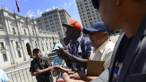 Resultado de imagen para Migración en Chile