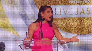 2016 XBIZ Awards Abella Danger Wins Best New Starlet Award.