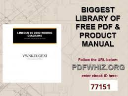 lincoln ls wiring diagrams lincoln ls 2002 wiring diagrams