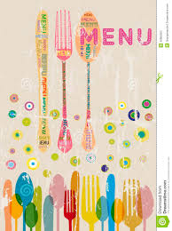 Restaurant Name And Logo Restaurant Menu Stock Vector Illustration Of Knife Illustration