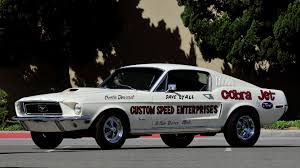 1968 Ford Mustang Cobra Jet Lightweight | S113 | Chicago 2016