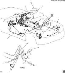 cadillac xlr wiring diagram cadillac wiring diagrams online 2009 cadillac xlr xlr v complete chis wiring harness 25850067