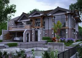 Fantastic Modern Craftsman House Plans Design Dream Home Plan