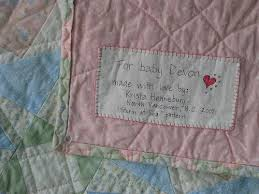 48 best images about Quilting Tags/Labels on Pinterest | Quilt ... & Great info about labels for quilts. If I ever finish a quilt, I will Adamdwight.com