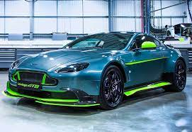 2016 Aston Martin Vantage Gt8 Price And Specifications