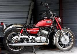 1970 yamaha ds6 250 motorcycle photo