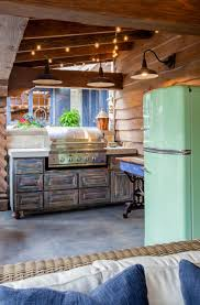 Outdoor Kitchen Refrigerator Help Customers Pondering Outdoor Kitchens Stand Out