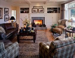 Plaid Living Room Furniture 21 Cozy Living Room Design Ideas
