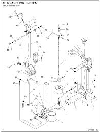 Jt1720 anchor motor mount part 350 282 ushdd supply
