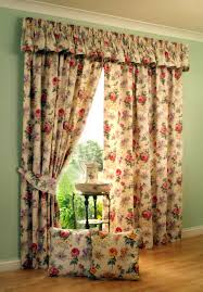 Living Room Ready Made Curtains Decoration Flower Motives Pleat Curtain Curtains Rods Lacy