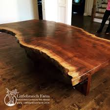 Redwood Slab Dining Table Rustic Dining Table Live Edge Wood Slabs