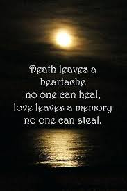 Quotes On Losing A Loved One