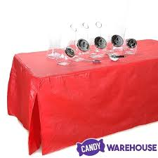 paper tablecloths roll red table cover fitted for standard 6 foot rectangular paper tablecloth roll paper