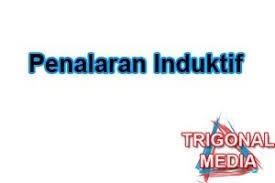 Penalaran semacam ini dinamakan penalaran induktif. Penalaran Induktif Trigonal Media