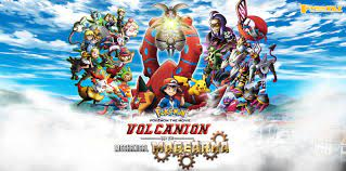 Pokemon:Victini and the Black hero:Zekrom/White hero:Reshiram - Since I  feel like it, I made an English Logo and edited the Official Poster for  Pokemon the movie XY&Z 2016. Yes, I am the
