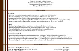 Resume:Graphic ...