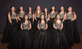 16 chosen as hostesses for cotillion | Community ...