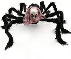 Gneric <b>Halloween</b> Decoration Spider <b>Party</b> Plus Spider <b>Skull</b> Spider