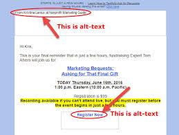 Don't Forget the Alt-Text! - Kivi's Nonprofit Communications Blog