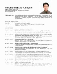 Web Developer Sample Resume Sample Resume For Web Designer Fresher Inspirational Business Resume 9