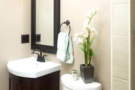 Half Bath Decorating Ideas Interior For Apartment Bathroom