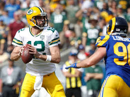 Green Bay Packers vs. Los Angeles Rams ...