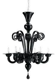 black glass chandelier design within reach glass chandelier in black black glass chandelier parts