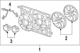 parts com® genuine factory oem 2007 gmc acadia sle v6 3 6 liter diagrams