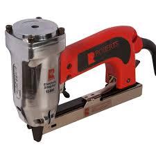 carpet installation tools list. electric carpet stapler for 3/16 in. crown, 20 gauge staples installation tools list