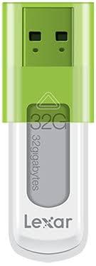 <b>Lexar JumpDrive S50 32 GB</b> USB 2.0 Flash Drive LJDS50-32GABEU