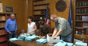 Petition Office Petition For Citizen Voting Submitted To Secretary Of