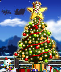 If you attend the event every day on the same character during the event  period you will receive a special Christmas Tree Chair.