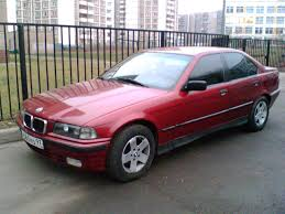 BMW 3 series 316 1992 | Auto images and Specification