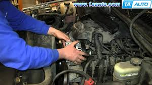 how to install replace tps throttle position sensor gm 5 3l how to install replace tps throttle position sensor gm 5 3l suburban yukon