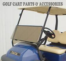 club car golf cart parts club car precedent tinted windshield 2004 up new in box golf cart part