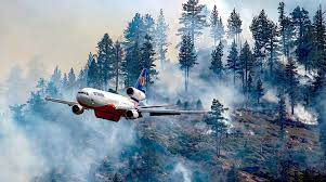 Tamarack Fire containment revised to ...