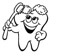 Znalezione obrazy dla zapytania happy teeth clipart