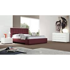 Italian Bedroom Set mobili prestige modern bedroom set 7296 by guidejewelry.us