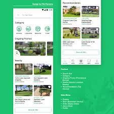 Landscape Design App Bold Professional Landscape Gardening App Design For