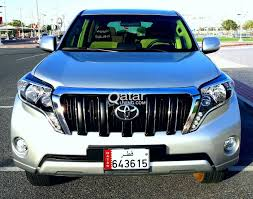 SUPER CLEAN TOYOTA PRADO - V6 2016 (SHOWROOM CONDITION) | Qatar Living