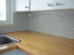 penny tile backsplash kitchen lovely 15 astonishing penny tile penny tile backsplash